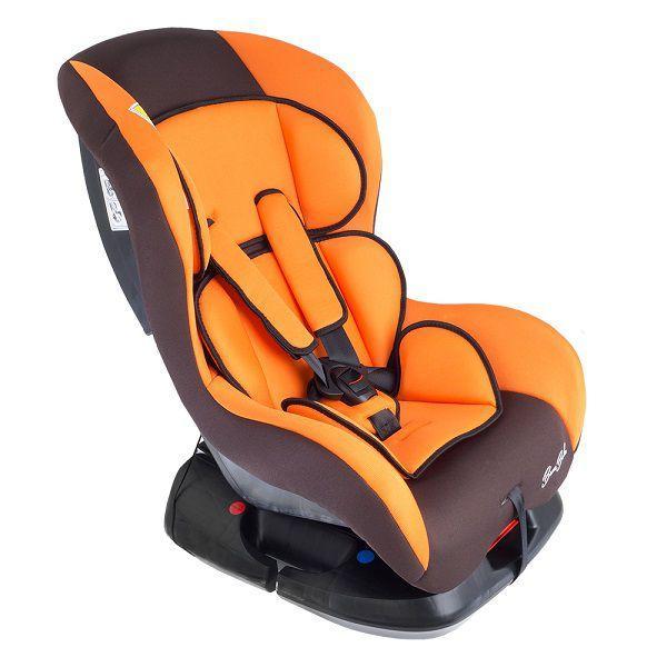 Автокресло BAMBOLA 0-18 кг BAMBINO Оранжево/Коричневый