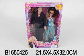 Кукла тип Модель 32см с мужем