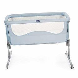 Chicco: Кроватка-манеж Next2Me Ocean 0м+