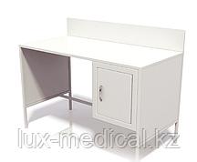 Стол медицинский постовой (металлический) МШ-01
