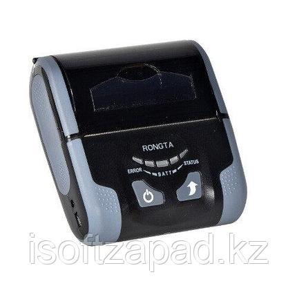 Мобильный принтер чеков Rongta RPP-300 Bluetooth+USB, фото 2