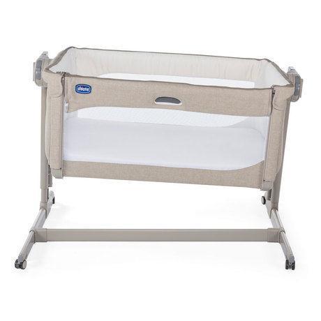 Chicco: Кроватка-манеж Next2Me Magic Sand 0м+