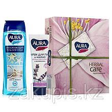 Подарочный набор Aura herbal care