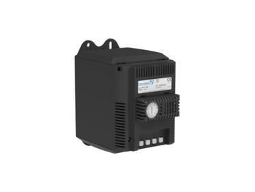 Компактный нагреватель с вентилятором и встроенным термостатом