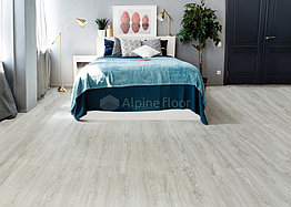 Кварц-виниловая плитка Alpine Floor Дуб Арктик ЕСО5-1