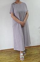 Свободное платье большого размера