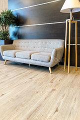 Кварц-виниловая плитка Alpine Floor Дуб Ваниль ЕСО5-4