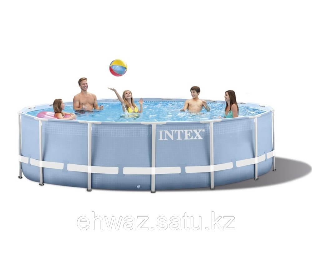 Каркасный  бассейн Intex 366*99 см