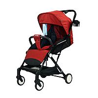 Прогулочная коляска Indigo Mary красный, фото 1