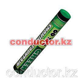 Цветной дым 60 сек зеленый