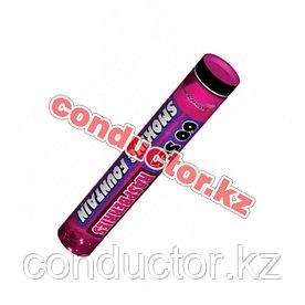 Цветной дым 60 сек фиолетовый