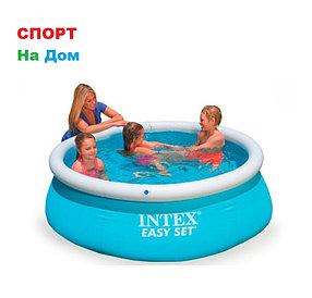 Круглый надувной бассейн Intex 28101 ( Габариты: 183 х  51 см на 886 литров )