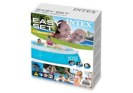 Круглый надувной бассейн Intex 28101 ( Габариты: 183 х  51 см на 886 литров ), фото 2