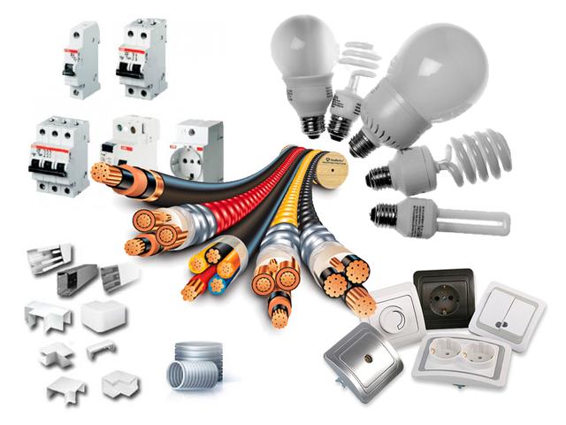 Электрика и освещение