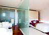 Стеклянные перегородки для дома, квартиры, комнаты, фото 4