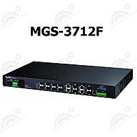 12-портовый управляемый коммутатор L2+ Metro Gigab