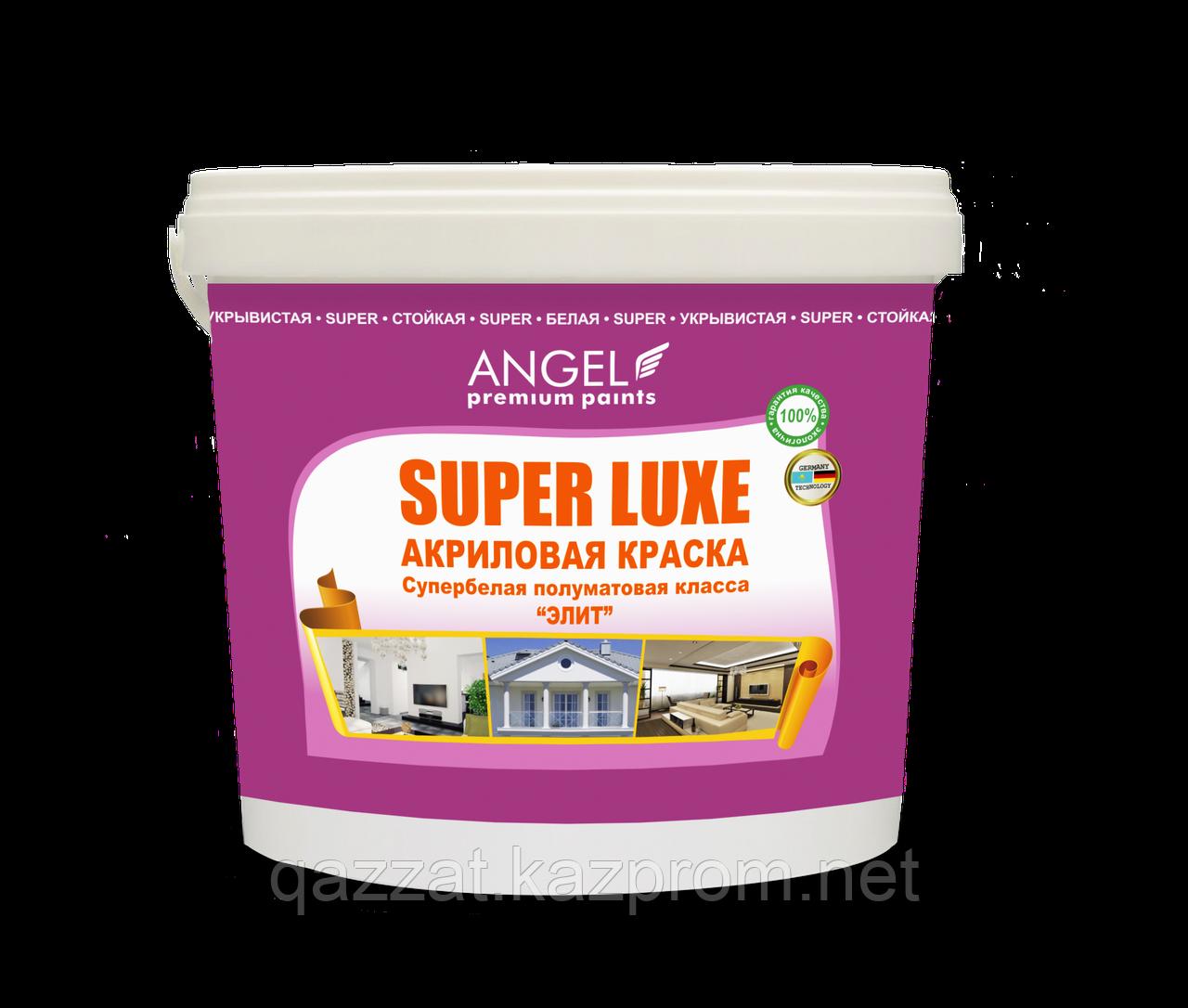 "Водоэмульсионная краска ""Angel Super Luxe"" 6,5 кг"