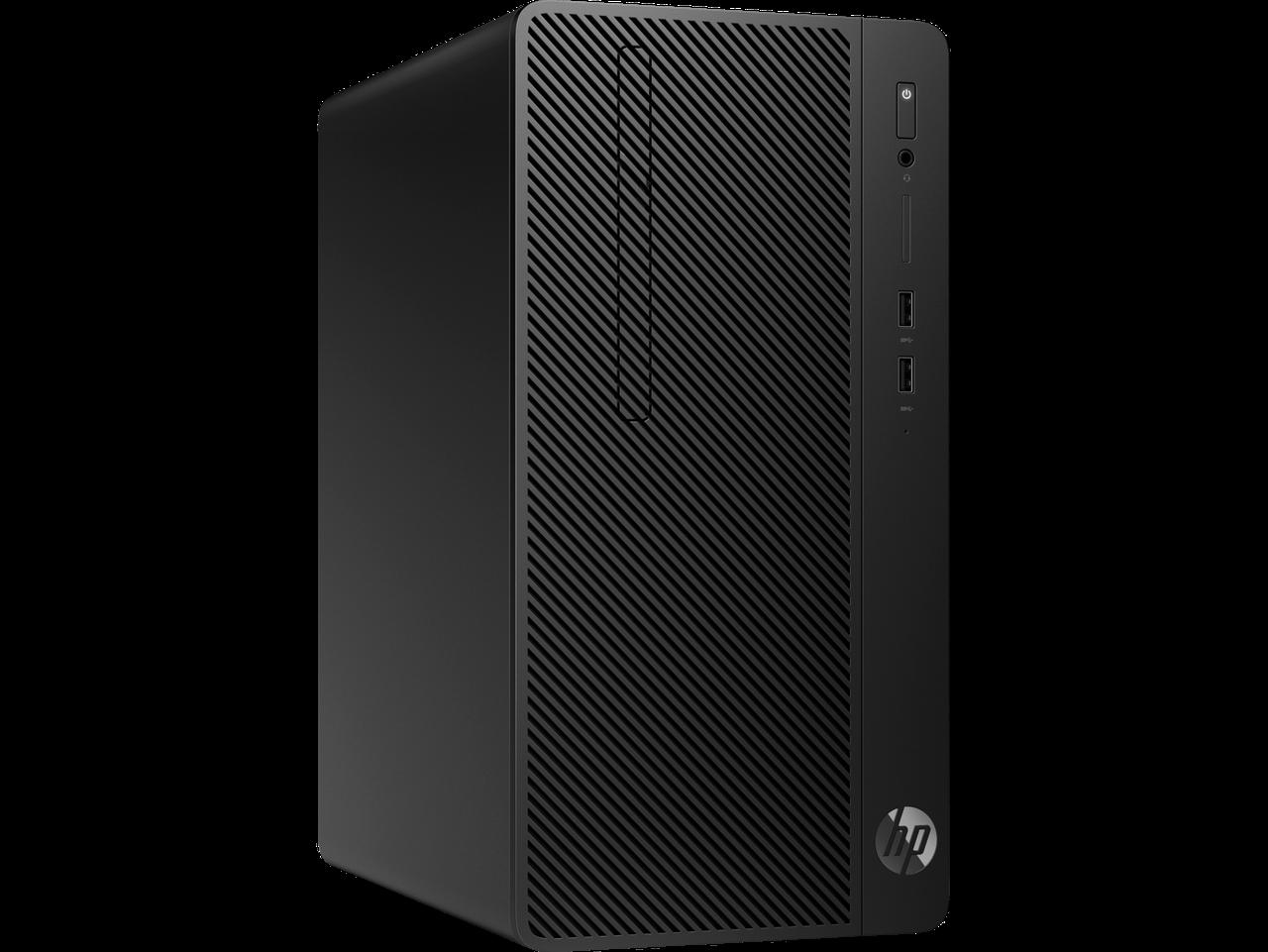 КомпьютерHP 4NU20EA 290 G2 MT i3-8100 1TB 8.0GB DVDRW i3-8100 / 8GB / 1TB HDD / DOS / DVD-WR / 1yw / kbd / mo