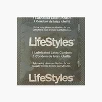 Lifestyles Ultra Sensitive (ультра чувствительный презерватив)