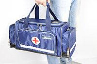 Сумка медицинская универсальная СМУ-02 синяя