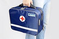 Сумка медицинская универсальная СМУ-01 синяя