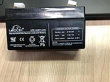 Аккумулятор leoch LP6-1.2 (1.2Ah 6V)  для весов и ИБП (UPS) систем охраны и безопасности для машинок детских