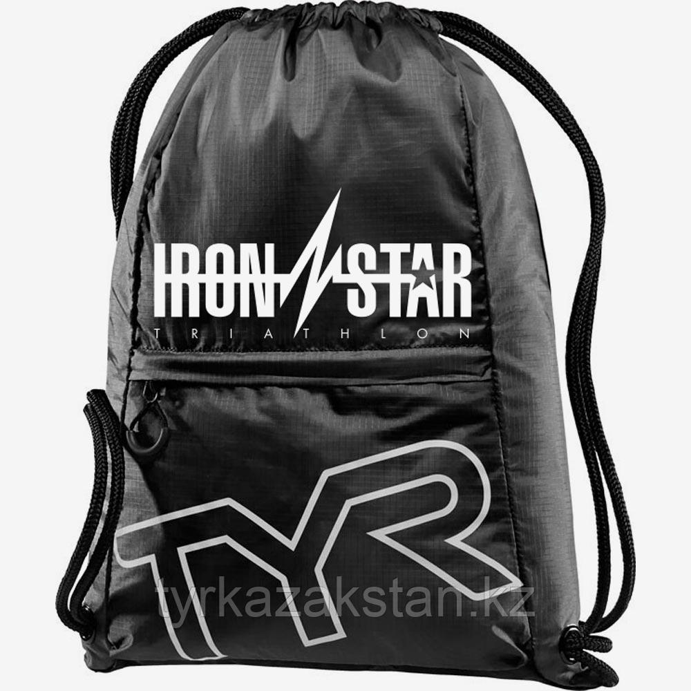 Рюкзак-мешок TYR Drawstring Backpack IRONSTAR