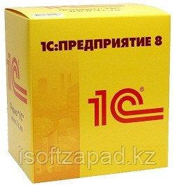 1С:Предприятие 8. Клиентская лицензия на 50 рабочих мест (программная защита)