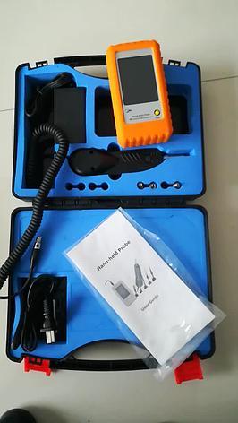 Видеомикроскоп цифровой для проверки оптического волокна с функцией связи с ПК, фото 2
