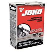 Трансмиссионное масло JOKO ATF II MERCON CLASS DEXRON 4L
