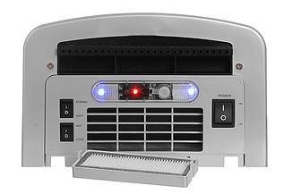 Высокоскоростная электросушилка для рук Breez BHDA 1250S серия AirMax (пластик серебристая), фото 2