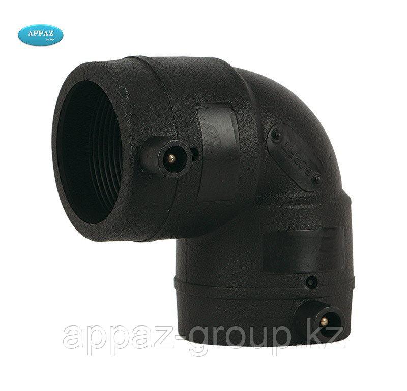 Отвод электросварной  90*  63 мм