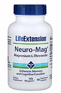 Life Extension, Neuro-Mag, магний L-треонат, 90 капсул в растительной оболочке, фото 3
