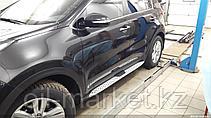 Пороги, Original Style для Kia Sportage (2016-), фото 2