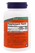 Now Foods, Селен, не содержит дрожжей, 100 мкг, 250 таблеток, фото 2