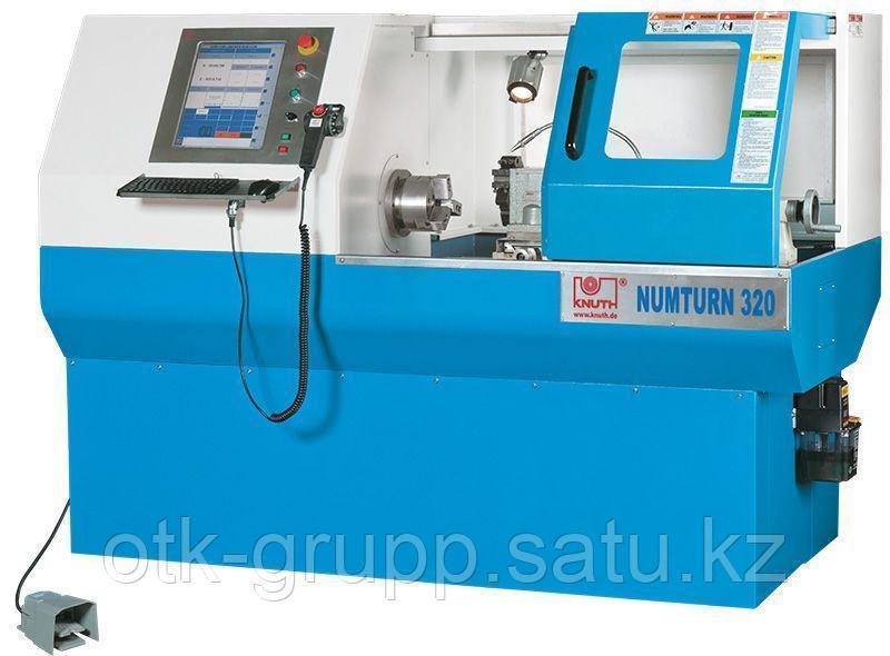 Numturn 320 SI  - Токарный станок с ЧПУ и цикловой системой