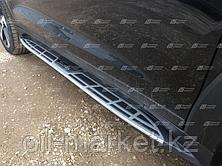 Пороги, Original Style для Hyundai Tucson (2015-2019, фото 2