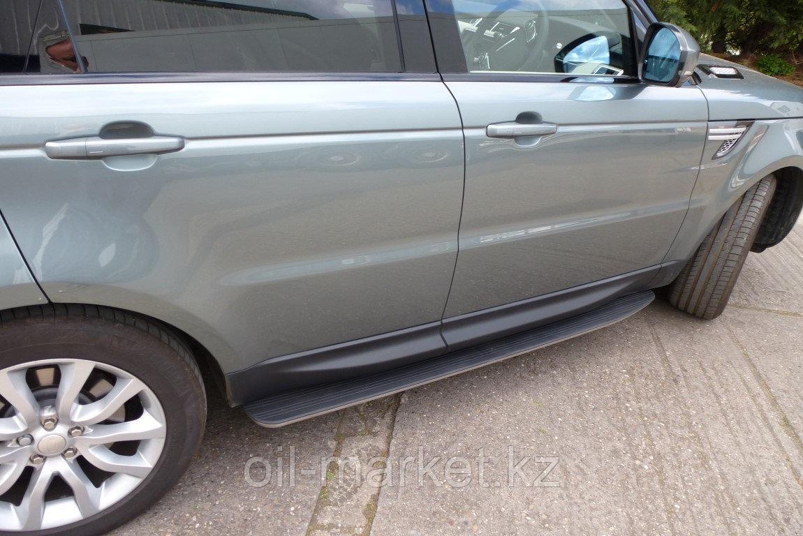 Пороги, Original Style для Land Rover Range Rover Sport (2014-)