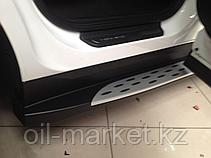 Пороги, Original Style для Kia Sorento Prime (2015-), фото 2