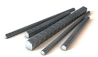 Арматура 8 А3 стальная, строительная  ГС/А500 ГОСТ 5781-35 рифленая 11,7-12,0 м. АIII д8