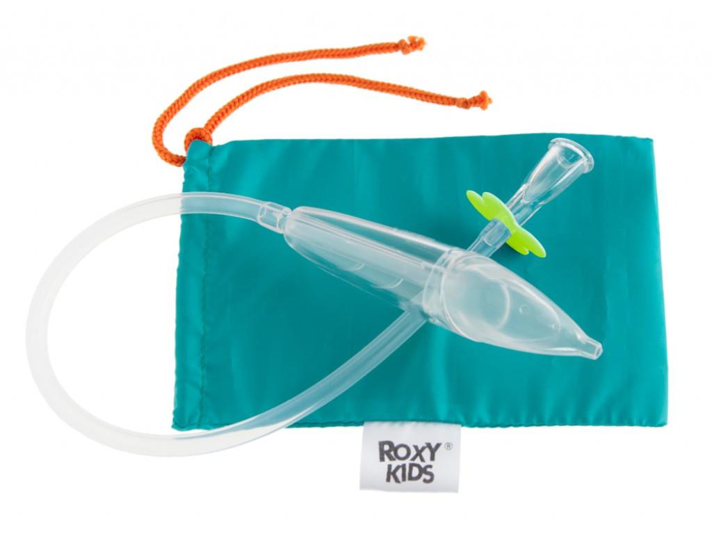 Аспиратор назальный с мягким наконечником ROXY-KIDS - фото 2