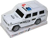 055-54 Геленваген джип полицейский инерц 17*14см     , фото 1