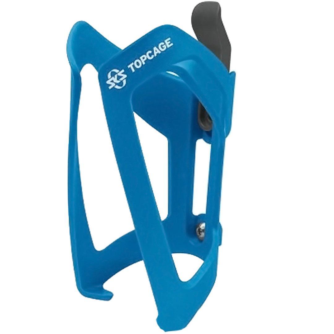 SKS  держак для фляги TopCage, plastic, blue