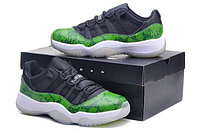 Кроссовки Nike Air Jordan 11 (XI) Retro Low Snakeskin (36-47), фото 6
