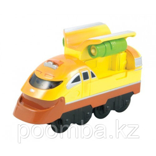 Chuggington Die-Cast Паровозик Чаггер