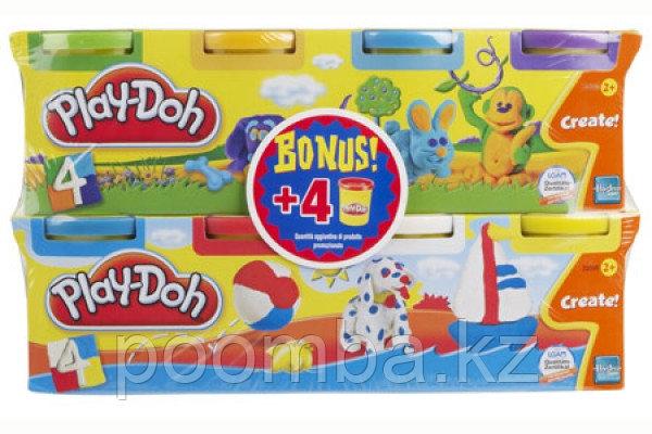 Пластилин PLAY-DOH Набор из 8 банок