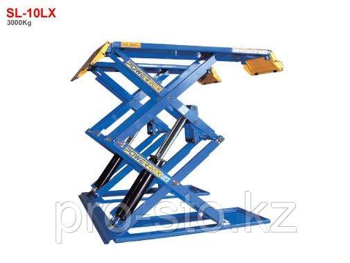 Автомобильный подъемник POWERREX SL-3400L ножничный