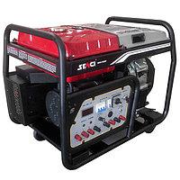 Генератор однофазный бензиновый 12 кВт SC13000/220, фото 1