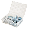 Блок для мелочей 14x10 см прозрачный