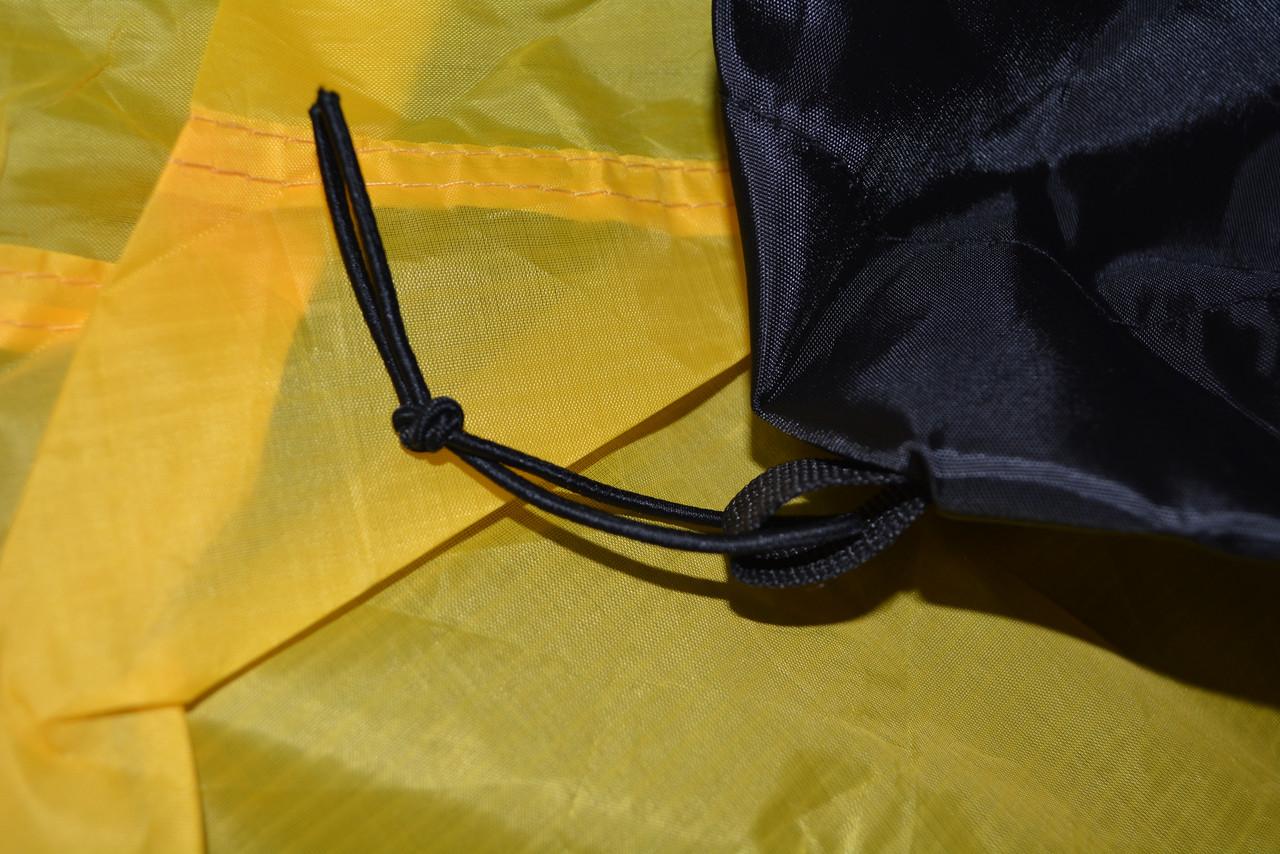 Палатка люкс с коридором и шатром TUOHAI СТ-3017 4-х местная (220+130+420)*300* h210) - фото 10